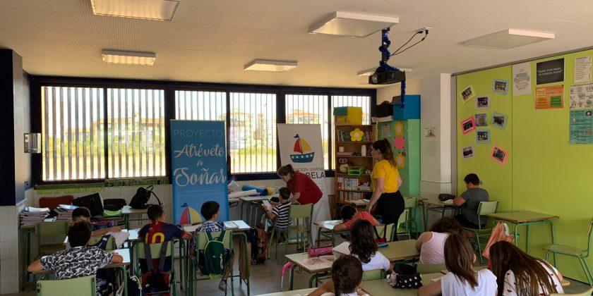 La Asociación Juvenil Carabela clausura la primera edicción del proyecto acompañamiento educativo «acompaña2s»