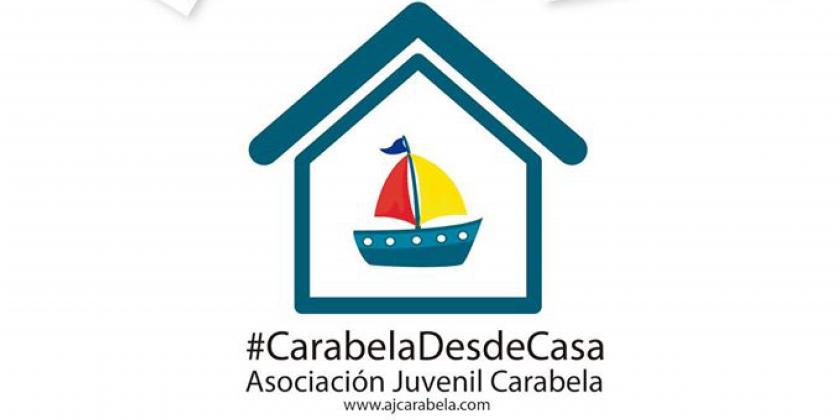 Huelva Información : La Asociación Juvenil Carabela traslada sus actividades a los hogares por el coronavirus